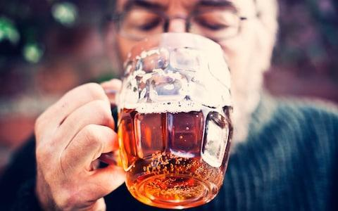 Beer - Credit: Sally Anscombe/Getty Images