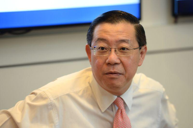 Gerakan's suit against me an act before GE14, Guan Eng says