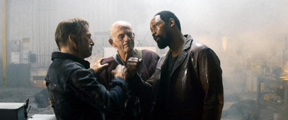 """<p>If you like action flicks in the style of the <em>John Wick</em> franchise, make some time for <em>Nobody</em>. The thriller stars Bob Odenkirk as a retired assassin who finds himself back in the game. </p> <p><a href=""""https://www.amazon.com/gp/video/detail/amzn1.dv.gti.cebc4832-6a68-c914-9633-7bc4ddc7131e?autoplay=1&ref_=atv_cf_strg_wb"""" rel=""""nofollow noopener"""" target=""""_blank"""" data-ylk=""""slk:Rent it on Amazon Prime"""" class=""""link rapid-noclick-resp""""><em>Rent it on Amazon Prime</em></a></p>"""