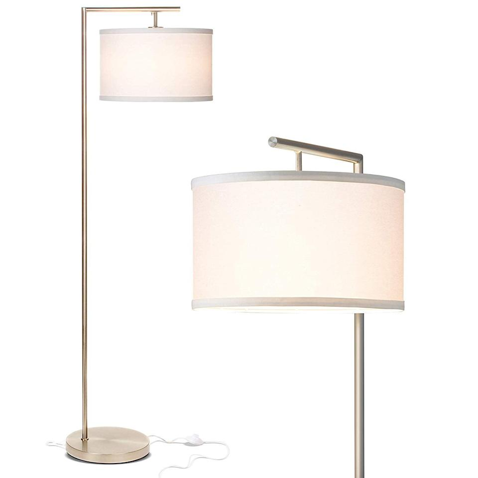 <p>This <span>Brightech Montage Modern LED Floor Lamp</span> ($80, originally $96) will look beautiful anywhere you put it. It's a classic shape that will be at home in any space too.</p>
