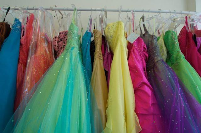 Hamtramck High School in Michigan holds a girls-only prom as an alternative celebration for students who cannot attend traditional coed ceremonies. (Photo: Getty Images)