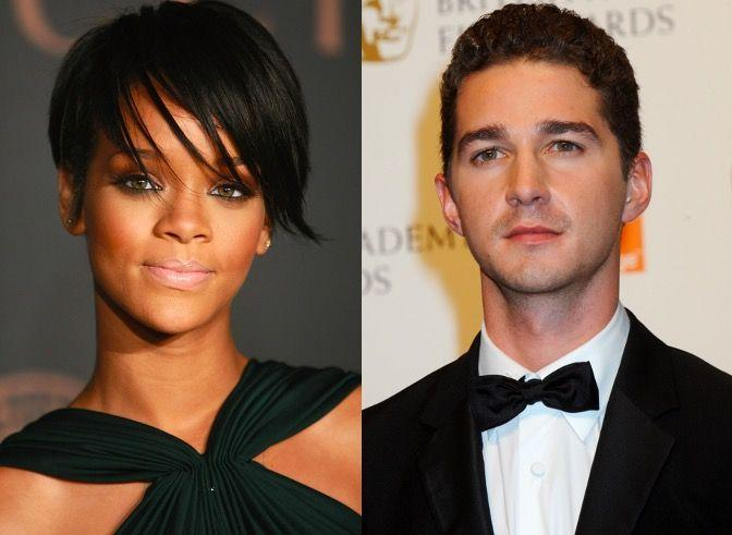 """<p>Two years after their one-off date (that occurred in 2007), Shia opened up to <a href=""""http://www.mtv.com/news/1611591/shia-labeouf-opens-up-about-his-one-date-with-rihanna/"""" rel=""""nofollow noopener"""" target=""""_blank"""" data-ylk=""""slk:Playboy"""" class=""""link rapid-noclick-resp"""">Playboy</a> about the experience and said that when RiRi first texted him floating the idea, he was in the middle of filming a sword fight. Cue: feeling like an absolute hero. """"It never got beyond one date [though],"""" he added. """"The spark wasn't there. We weren't passionate about each other in that way, so we remain friends.""""</p>"""