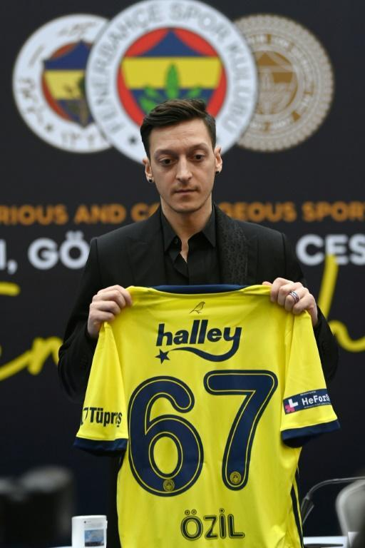 Mesut Ozil has joined Fenerbahce as the club aims to win a first Turkish league title since 2014