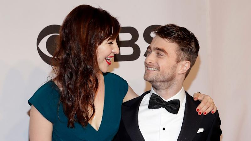 Is Daniel Radcliffe Engaged to Girlfriend Erin Darke?