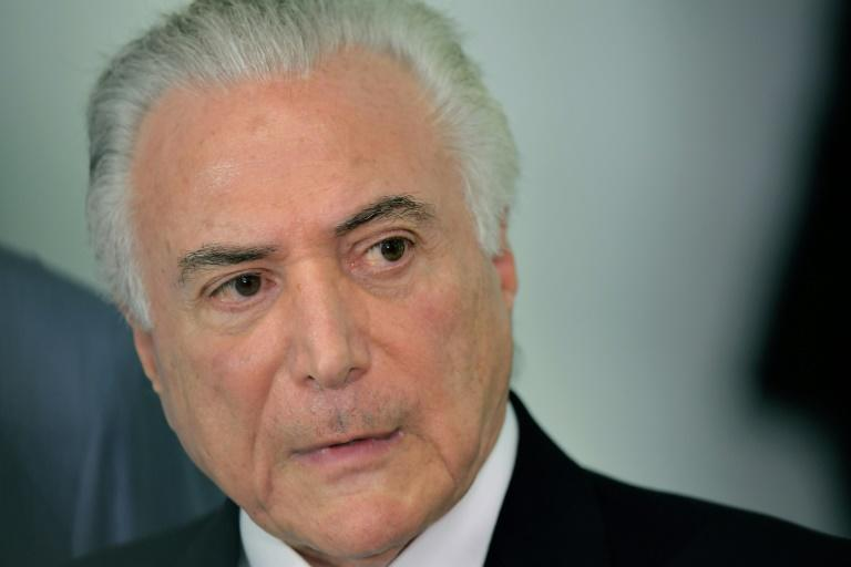 Brazil's President Michel Temer has given the military full control over security in crime-plagued Rio