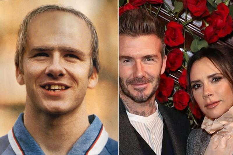 1998 Magazine Photo Predicting What David Beckham Would Look Like in 2020 Goes Viral