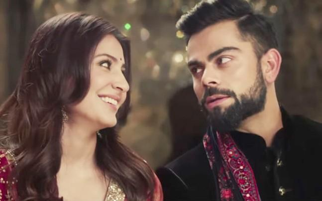 <p>Rumour has it that Virat Kohli and Anushka Sharma are set to take their relationship to the next level. </p><p> </p>