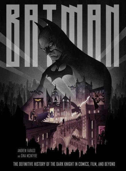 Batman: The Definitive History (Photo: Insight Editions)