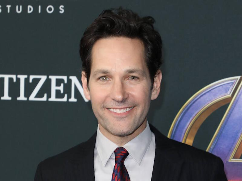 Paul Rudd feared Friends axe after injuring Jennifer Aniston on first day of filming