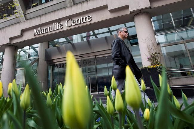 Manulife Financial says net income surges in second quarter on growth in Asia