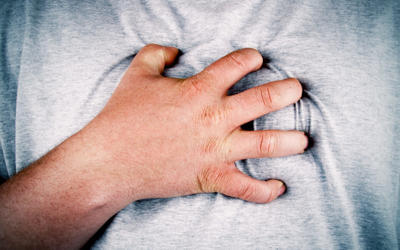 Public Health England (PHE) has urged people to check their 'heart age'  - E+