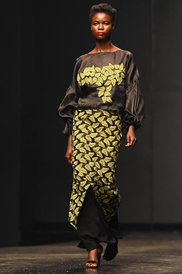 Lagos Designers Champion Unapologetically African Fashion