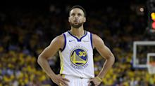Warriors' Steph Curry ranked No. 31 player in NBA five years from now