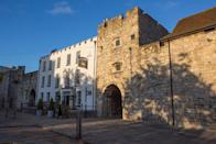 """<p>Tucked away in the medieval walls of Southampton, this Hampshire hotel is the smallest of the litter and The Pig's city-centre bolthole, <a href=""""https://go.redirectingat.com?id=127X1599956&url=https%3A%2F%2Fwww.booking.com%2Fhotel%2Fgb%2Fthe-pig-in-the-wall.en-gb.html%3Faid%3D2070929%26label%3Dhampshire-hotels&sref=https%3A%2F%2Fwww.redonline.co.uk%2Ftravel%2Fg37208550%2Fbest-hotels-hampshire%2F"""" rel=""""nofollow noopener"""" target=""""_blank"""" data-ylk=""""slk:THE PIG-in the Wall"""" class=""""link rapid-noclick-resp"""">THE PIG-in the Wall</a>. For a cosy stay with plenty of character, this hotel is worth considering. There are 12 unique bedrooms, a deli bar and fireside cosiness. It also boasts a convenient location close to the cruise terminal and the city centre for a wonderful home from home before you embark on a new adventure.</p><p><a href=""""https://www.redescapes.com/offers/hampshire-southampton-pig-in-the-wall-hotel"""" rel=""""nofollow noopener"""" target=""""_blank"""" data-ylk=""""slk:Read our review of THE PIG-in the Wall"""" class=""""link rapid-noclick-resp"""">Read our review of THE PIG-in the Wall</a></p><p><a class=""""link rapid-noclick-resp"""" href=""""https://go.redirectingat.com?id=127X1599956&url=https%3A%2F%2Fwww.booking.com%2Fhotel%2Fgb%2Fthe-pig-in-the-wall.en-gb.html%3Faid%3D2070929%26label%3Dhampshire-hotels&sref=https%3A%2F%2Fwww.redonline.co.uk%2Ftravel%2Fg37208550%2Fbest-hotels-hampshire%2F"""" rel=""""nofollow noopener"""" target=""""_blank"""" data-ylk=""""slk:CHECK AVAILABILITY"""">CHECK AVAILABILITY</a></p>"""