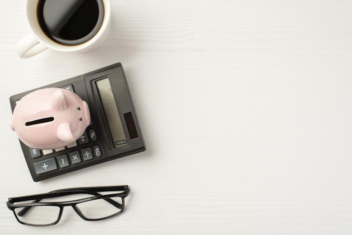 Setting a budget and keeping track of your money is the best place to start if you're looking to get your finances back on track. Photo: Getty Images