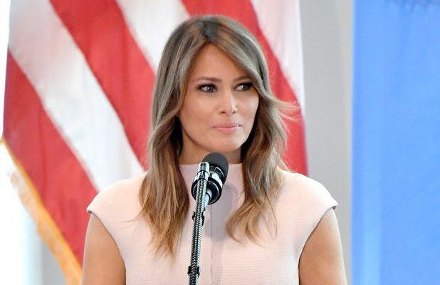 Melania Trump Heralds Substance Abuse Prevention Month After Trump Family Attacks on Hunter Biden