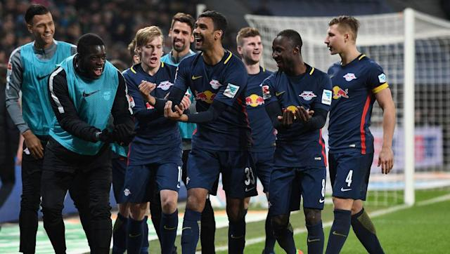 <p>Germany's most controversial club RB Leipzig have been hot on the tail of Ancelotti's men throughout the campaign and pose the greatest threat to the derailing of Bayern's dominance.</p> <br><p>It is Leipzig's first season in the Bundesliga. Their heavily-invested takeover by drinks manufacturer Red Bull has seen them fly up the divisions. Bayern need to ensure they maintain the gap between themselves and the newly promoted club.</p> <br><p>Leipzig remain Bayern's closest challengers in the league but their form has began to stutter in the last few months. Bayern's 3-0 victory over Leipzig in December provided breathing space between the two clubs, but Ancelotti will hope to have the title wrapped up before the sides meet again in the penultimate game of the season. </p>