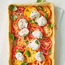 <p>A touch of cornmeal adds texture and nutty flavor to buttery pastry dough in this tomato tart recipe.</p>