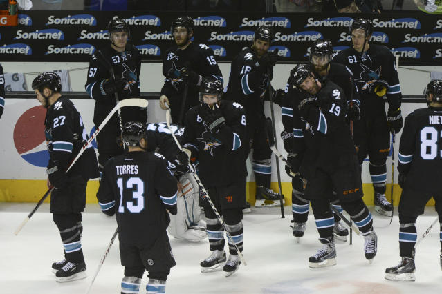 Save the Sharks: It's not time to start over in San Jose, despite devastating playoff ouster