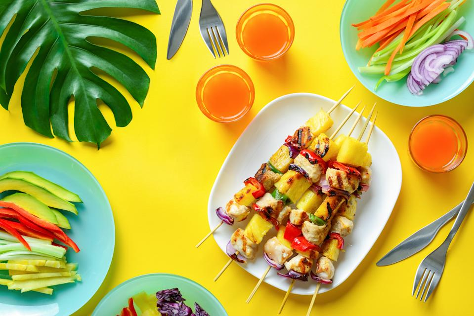 Avoid a last-minute freak-out over your next cookout with Walmart+'s grocery delivery service. (Photo: Getty)