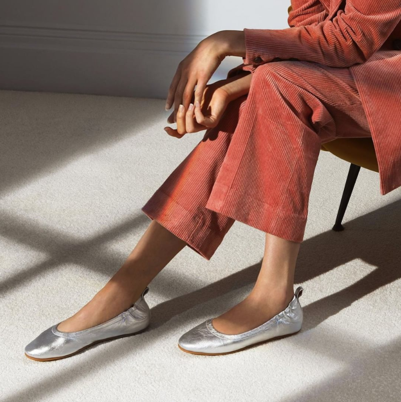9a52a43df These Comfy, Uma Thurman-Approved Shoes Are Marked WAY Down at Nordstrom's  Half-Yearly Sale