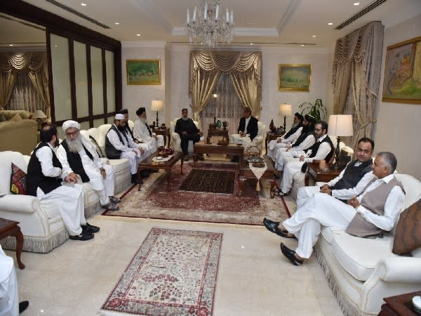 A senior Taliban delegation led by Sher Muhammad Abbas Stanekzai met with the Pakistani Embassy officials in Qatar on Friday.