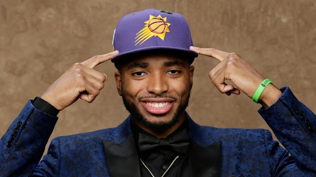 Mikal Bridges was the talk of the 2018 NBA Draft after his hometown Philadelphia 76ers traded him to the Phoenix Suns immediately after using the No. 10 pick to draft him. Were the Sixers too hasty in dealing the Villanova national champ?