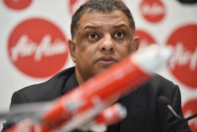 BN-themed flight: AirAsia boss says he buckled under pressure