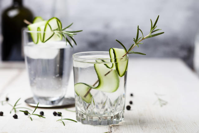 Not drinking this month or looking to quit alcohol for good? There are plenty of non-alcoholic alternatives to try [Photo: Getty]