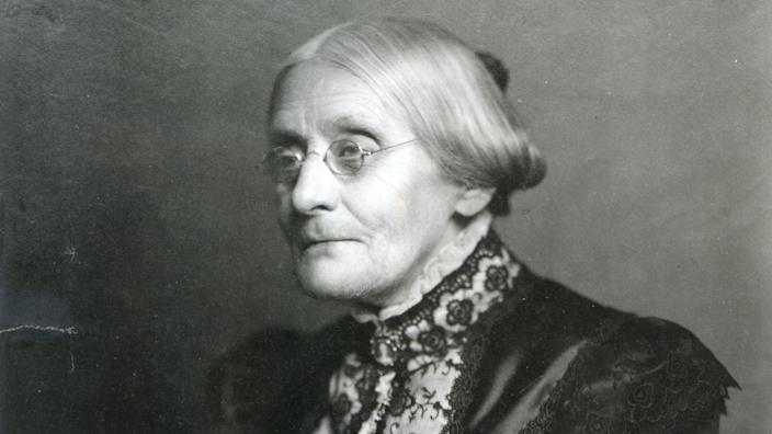 """Susan B. Anthony became the first woman portrayed on an American coin. <span class=""""copyright"""">(Getty Images)</span>"""