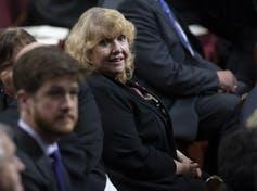Lynn Beyak retired from the Senate amid controversy.