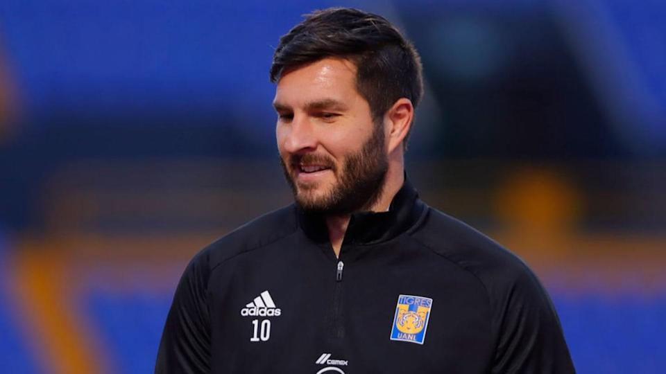 André-Pierre Gignac   Jam Media/Getty Images
