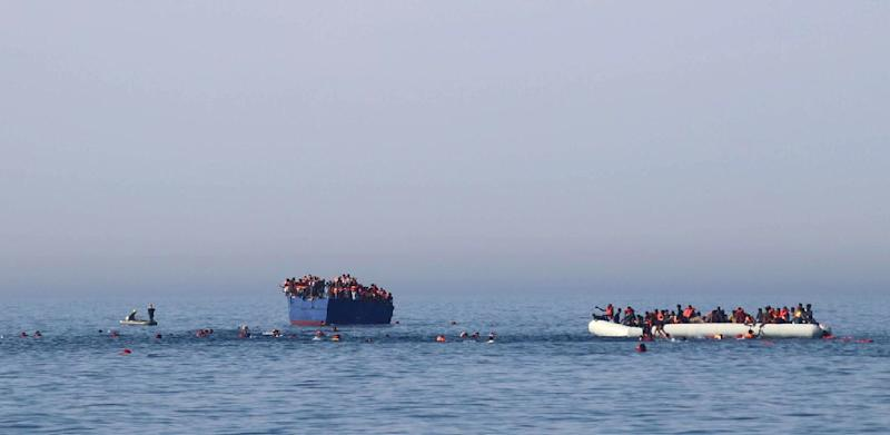 Nearly 18,500 migrants have gone missing since 2014 while making the perilous journey across the Mediterranean