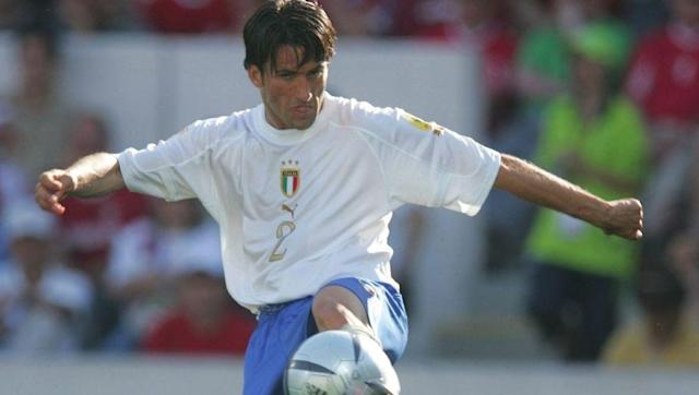 """<p>After Italy's Euro 2004 campaign got off to a poor start with a goalless draw against Denmark, many were looking for an explanation as to why Italy looked so off colour.</p> <br><p>Many pointed to the 34C heat, but defender Christian Panucci was ready and waiting with his explanation for the performance.</p> <br><p>He said: """"I had blisters on my heels at the end of the game. The thread that these socks were made with is too rough."""" </p> <br><p>The thread clearly didn't improve, as Italy crashed out at the group-stage.</p>"""