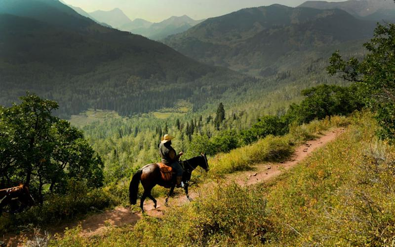 Saddle up for the ride of your life - Copyright - 2017 The Denver Post, MediaNews Group.