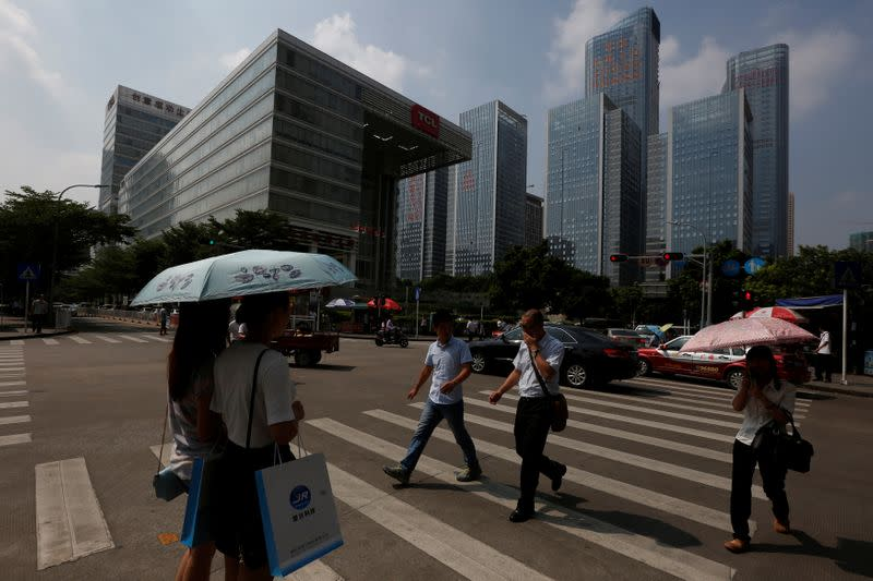 Shenzhen's ChiNext challenges Shanghai, adds fuel to 'technology war' with U.S