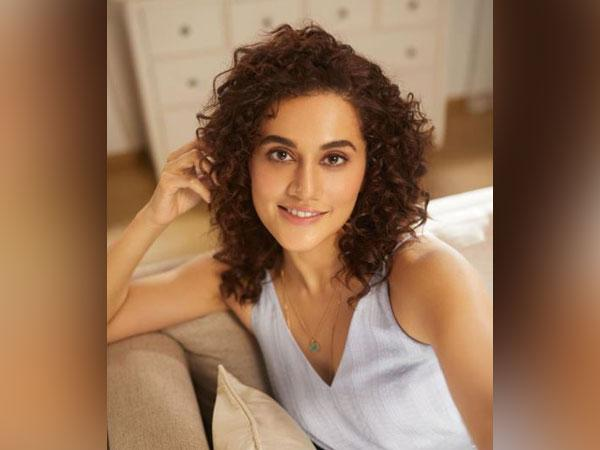 Actor Taapsee Pannu (Image Source: Instagram)