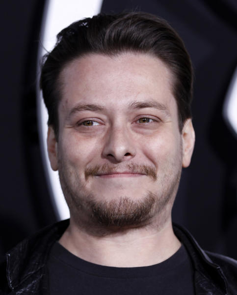 """In this Jan. 10, 2011 file photo, cast member Edward Furlong arrives at the premiere """"The Green Hornet"""" in Los Angeles. Authorities say they arrested Furlong on Sunday Jan. 13, 2012 on suspicion of domestic violence and an outstanding warrant in West Hollywood, Calif. (AP Photo/Matt Sayles, File)"""