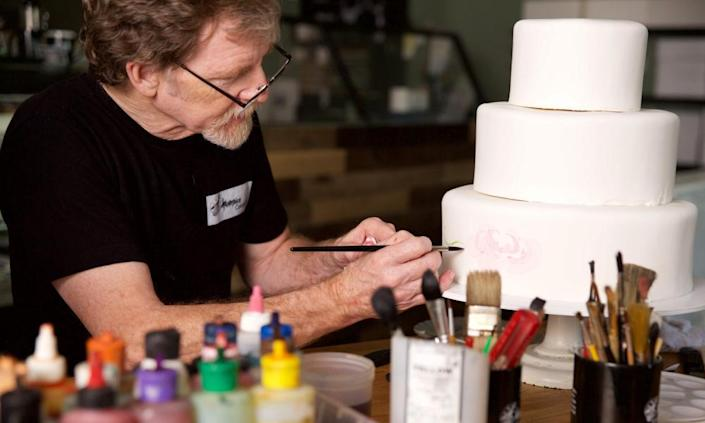 ADF defended Baker Jack Phillips, who refused to make a wedding cake for a same-sex couple.