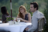 """<p>The music of tragic country-and-western legend Hank Williams lives on in the first season of <em>Nashville</em>. With the exception of the pilot, each episode of Season 1 of the musical drama was named after a Hank Williams song, starting off with the 1951 hit """"I Can't Help It If I'm Still in Love With You"""" and ending with 1952's """"I'll Never Get Out of This World Alive,"""" which, incidentally, was the last single to be released during Williams's short lifetime. By Season 2, <em>Nashville</em> moved on to episode titles inspired by Patsy Cline (""""I Fall to Pieces,"""" """"Crazy""""), but there's no denying the Hillbilly Shakespeare set the tone for the series.<br><br>(Photo by Katherine Bomboy-Thornton/ABC via Getty Images) </p>"""