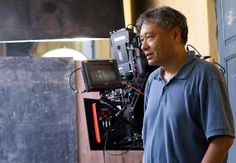 "This film image released by 20th Century Fox shows director Ang Lee on the set of ""Life of Pi."" Lee's ""Life of Pi"" will open the 50th annual New York Film Festival. The Film Society of Lincoln Center announced Monday that Lee's adaptation of the acclaimed novel by Yann Martel will premiere at the festival on Sept. 28. (AP Photo/20th Century Fox, Jake Netter)"