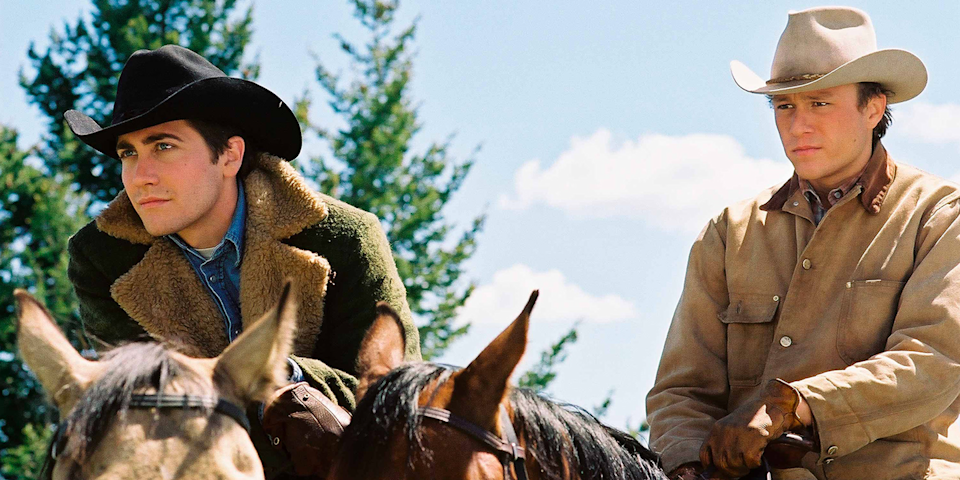 <p>Based on a short story by Annie Proulx, <em>Brokeback Mountain </em>tells the heartbreaking tale of Ennis Del Mar and Jack Twist, set against the gorgeous backdrop of Wyoming. </p>