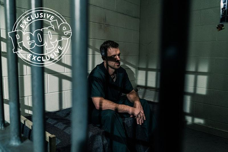 Sean Kleier in Chris Watts: Confessions of a Killer   A&E Networks