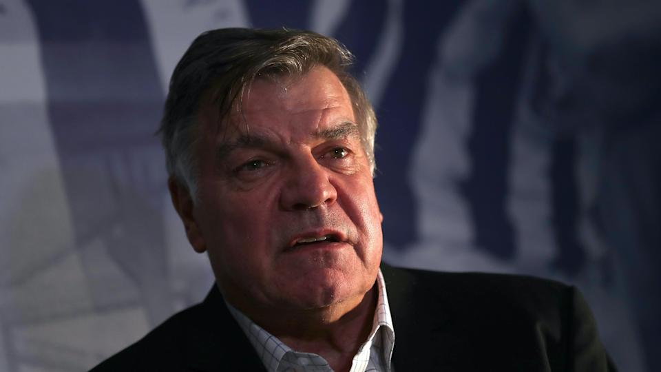 Sam Allardyce Comfortable With Rescue Role As He Attempts To Save West Brom