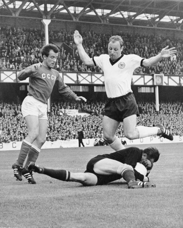 Soccer World Cup England 1966