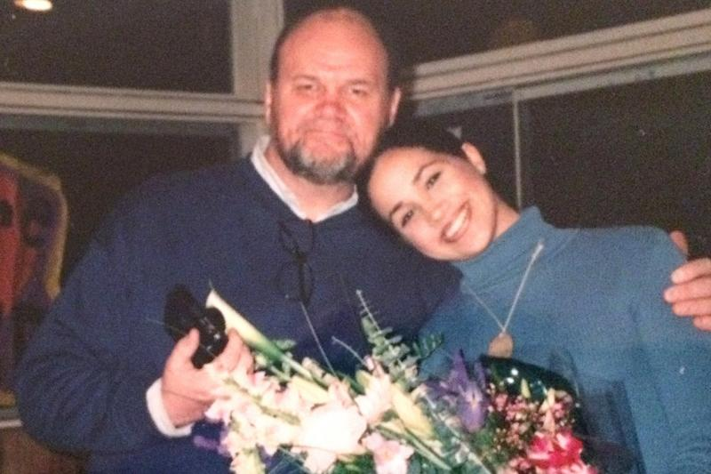 Thomas Markle, 73, is recovering in hospital after surgery following a heart attack: Daily Mail