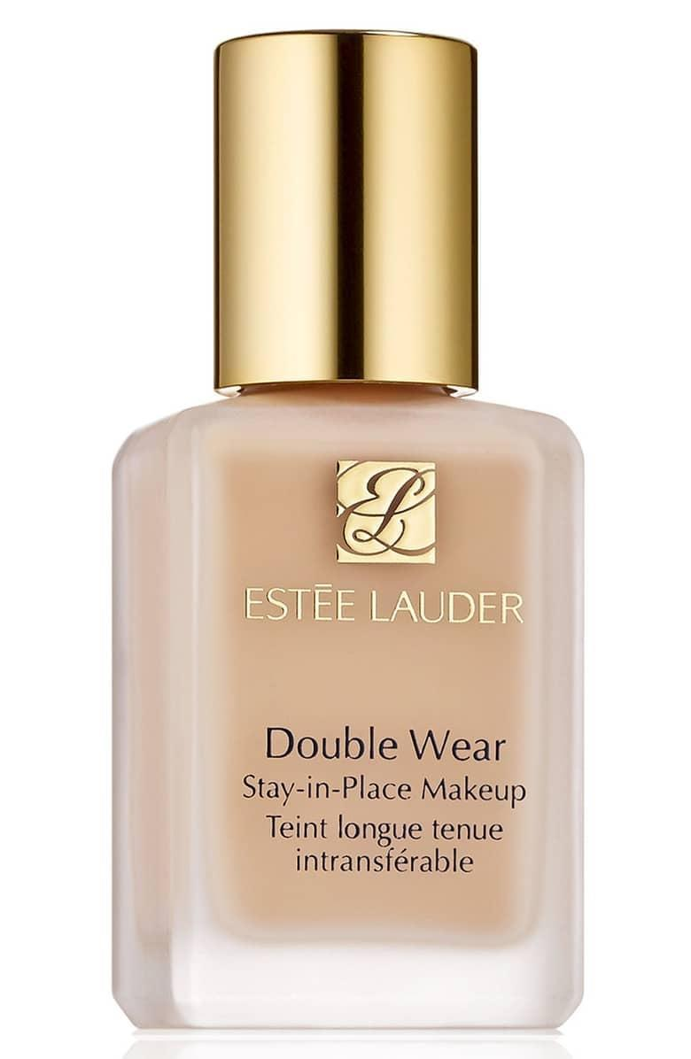 """<p><strong> The Product:</strong> <span>Estée Lauder Double Wear Stay-in-Place Liquid Makeup </span> ($42)</p> <p><strong> The Rating: </strong> 4.9 stars, over 4,100 reviews </p> <p><strong> Why Customers Love It: </strong> Hands down Nordstrom's best reviewed product, this powerhouse foundation is a fan favorite. This testimonial sums it up. """"Most awesome foundation ever. It doesn't rub off, it lasts all day, and my face doesn't look greasy or shiny midday. Provides great coverage.""""</p>"""