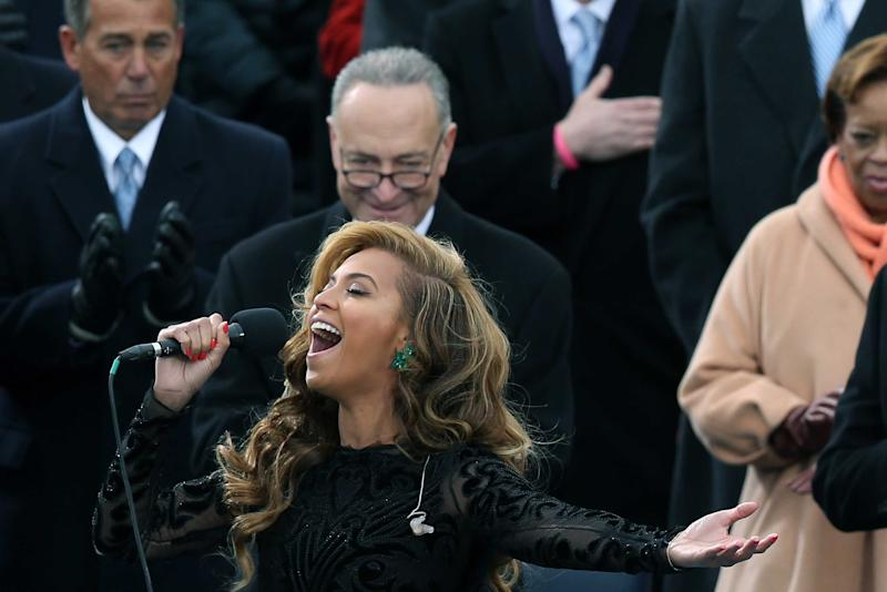 Chuck-Schumer-Beyonce-Inauguration