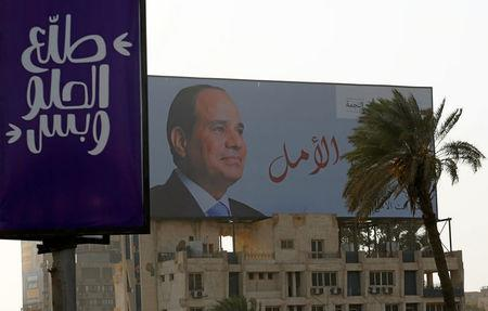 Egypt begins second day of voting as Sisi readies for victory
