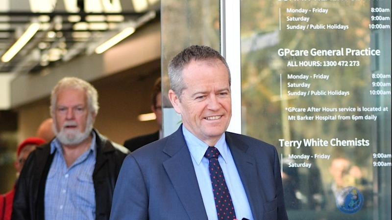BILL SHORTEN MAYO BYELECTION